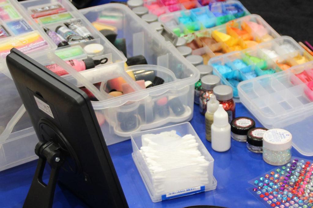 maquillage facepainting materiel